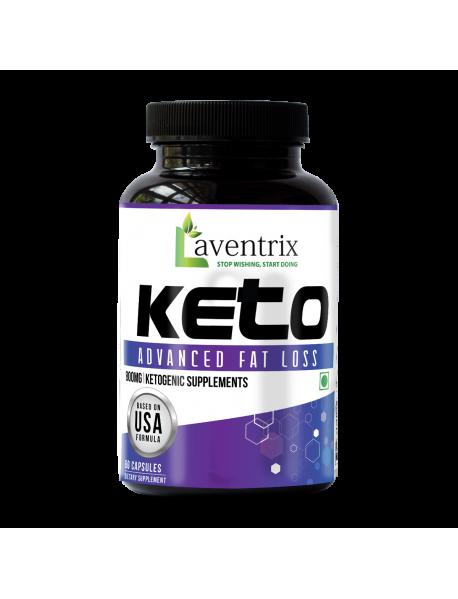 Laventrix Keto Fat Loss- 1 Bottle