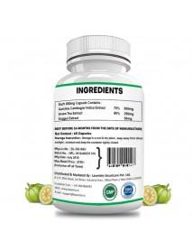 Laventrix Garcinia Cambogia Herbs-1 Bottle