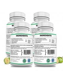 Laventrix Garcinia Cambogia Herbs-4 Bottle