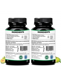 GARCINIA CAMBOGIA HERBS (90 Caps) 2 bottle