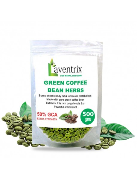 Laventrix Green Coffee Beans 500 gm